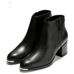 Cole Haan Grand Ambition Booties-Like New